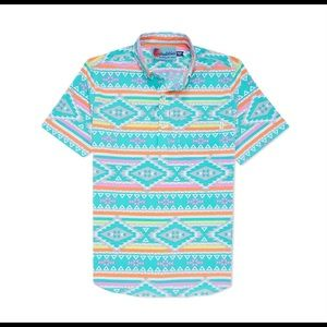 Chubbies-half button shirt